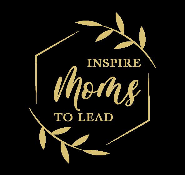 Inspire Moms to Lead blog logo