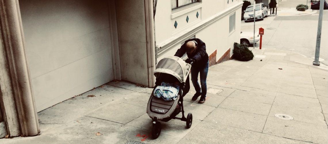 pessimistic stroller/ pessimistlik suhtumine